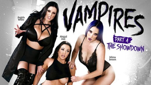 Free watch streaming porn GirlsWay Abigail Mac, Jelena Jensen, Angela White - Vampires Part 4 The Showdown - xmoviesforyou