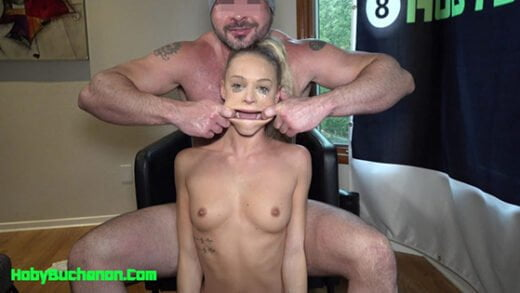 [HobyBuchanon] Emma Hix (Daddy Roughly Face Fucks and Beats Up Her Pussy / 06.13.2020)