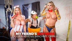 JulesJordan – Casca Akashova Massive Tits Causes An Eruption, Perverzija.com