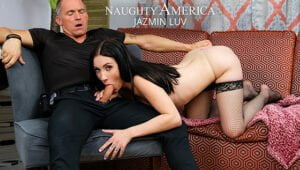 FosterTapes – Aiden Ashley And Jasmin Luv – Foster Daughter Accepts Affection, Perverzija.com