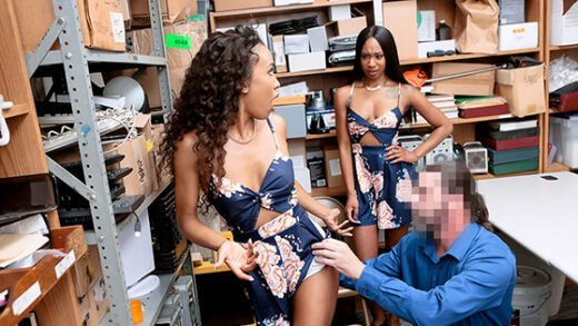 [Shoplyfter] Demi Sutra, Lala Ivey (Case No. 5004280 / 11.07.2018)