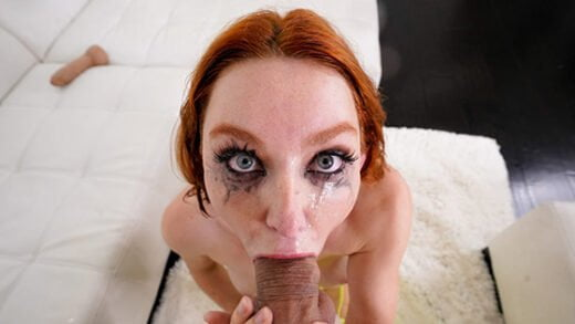[Throated] Lacy Lennon (Can