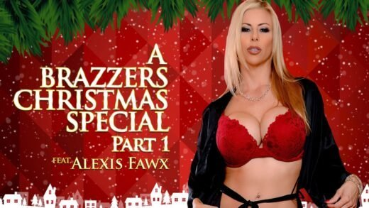 ZZSeries - Alexis Fawx - A Brazzers Christmas Special Part 1