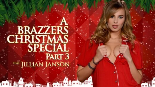 ZZSeries - Jillian Janson - A Brazzers Christmas Special Part 3