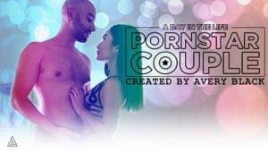 DayWithAPornstar – Avery Black Avery Catches Her BF Jerking, Perverzija.com