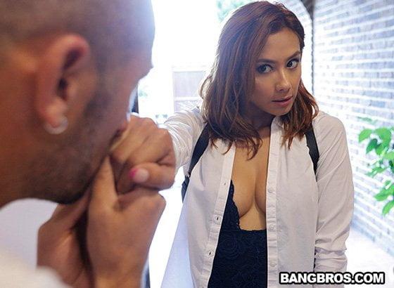 BangBrosClips – Veronica Leal Veronicas Anal Massage, Perverzija.com