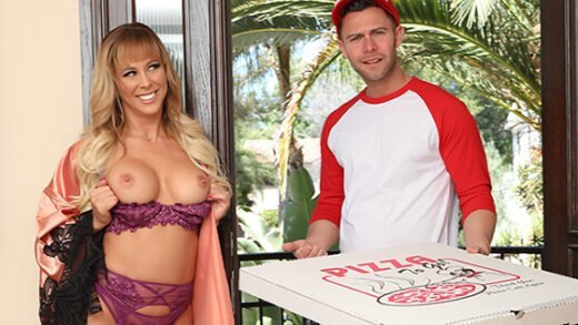 [CherryPimps] Cherie Deville (The Lady And The Pizza Boy / 11.08.2020)