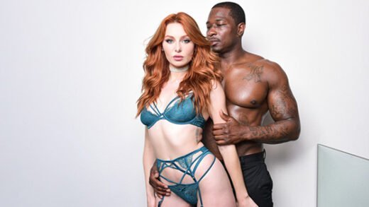 [DarkX] Lacy Lennon (Redhead Lacy Wants That Big Cock! / 11.19.2020)
