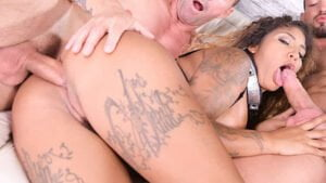 BangYNGR – Rose Winters Plays Out Her Wildest Fetishes, Perverzija.com