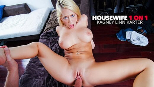 [Housewife1on1] Kagney Linn Karter (26294 / Remastered / 11.09.2020)