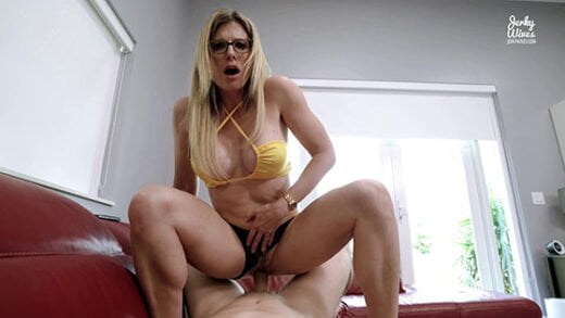 [JerkyWives] Cory Chase (Step Mom Wants Sex After Seeing My Huge Bulge / 11.19.2020)