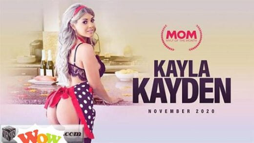 [MylfOfTheMonth] Kayla Kayden (Please Come For Thanksgiving / 11.26.2020)