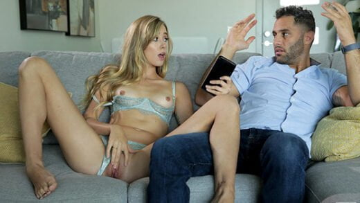 [NubileFilms] Haley Reed (Hang Up The Phone / 11.02.2020)
