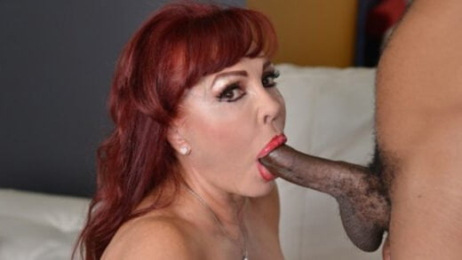 [PornstarPlatinum] Sexy Vanessa (Interracial Mouth Fucking / 11.22.2020)