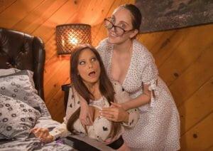 FosterTapes – Megan Holly And Syren De Mer – Foster Family Sex Therapy, Perverzija.com