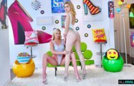AllAnal – April Olsen, Maddy May Double Trouble