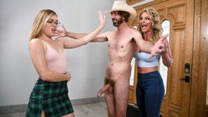BrazzersExxtra – Jenna Foxx Spy Gets Sneaky Ride, Perverzija.com