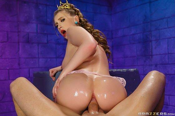 BigWetButts – Harley Jade – The Princess's Peach A XXX Parody, Perverzija.com