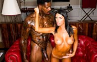 BlackedRaw – August Ames – Late Night Hotel Adventures
