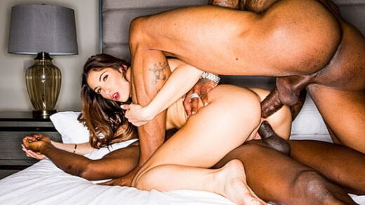 Free watch streaming porn BlackedRaw Clea Gaultier French Girl Double BBC - xmoviesforyou