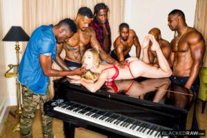 BlackedRaw – Kissa Sins – Life Of The Party, Perverzija.com