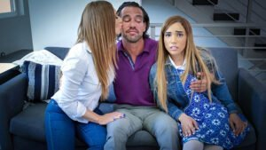 FosterTapes – Jasmin Luv – Foster Daughter Suppresses Urges, Perverzija.com