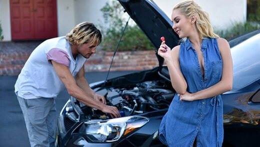 [GotMylf] Aaliyah Love (Sexy Wife Cheats With A Young Mechanic / 09.27.2018)
