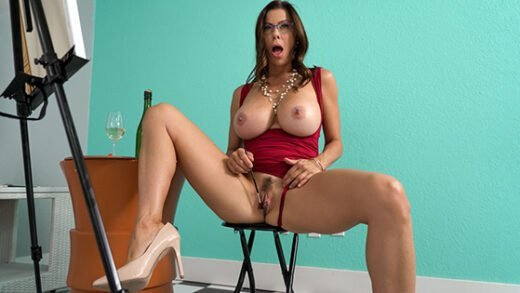 [MilfsLikeItBig] Alexis Fawx (One Final Stroke / 12.10.2020)