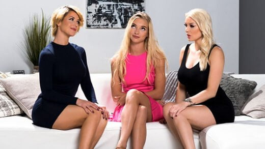 [MommysGirl] Kenzie Taylor, Kit Mercer, Lana Sharapova (Good Mom Bad Mom / 12.05.2020)