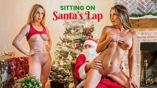 [MomsTeachSex] Nikole Nash, Silvia Saige (Sitting On Santa