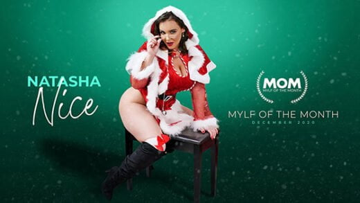 [MylfOfTheMonth] Natasha Nice (Mrs Claus Naughty List / 12.25.2020)