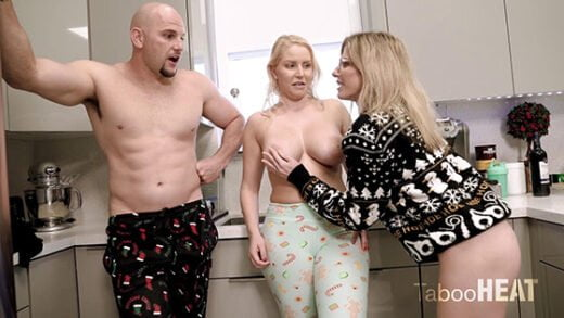 [TabooHeat] Cory Chase, Vanessa Cage (Christmas Free Use / 12.19.2020)