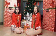 TeamSkeetXReislin – Reislin, Sola Zola Christmas Presents