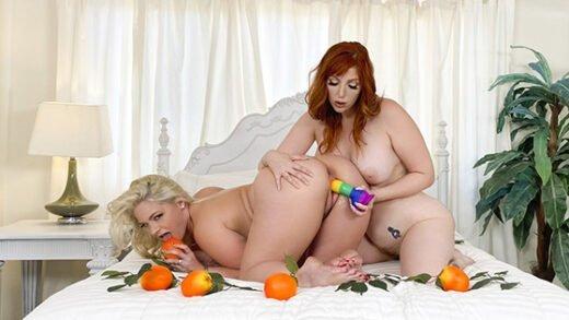[WhenGirlsPlay] Lauren Phillips, Lisey Sweet (Orange You Glad JOI / 12.12.2020)