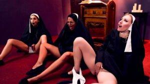 AnatomikMedia – Sara Luvv And Riley Reid – Adventures In Deep Throating, Perverzija.com