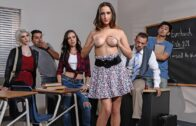 BigTitsAtSchool – Emma Leigh – Best Field Trip Ever!
