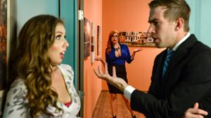 BigTitsAtWork – Lauren Phillips – The New Girl Part 2, Perverzija.com