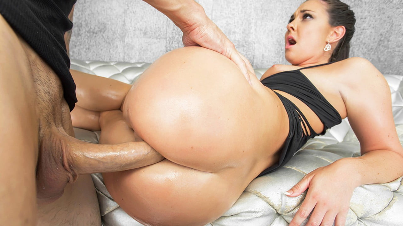 Mia linz big ass latina squirting, ass eating amp fucking until creampied