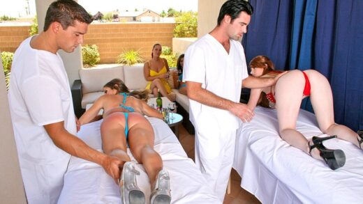 BigWetButts - Felony And Nikki Rhodes - I love happy Endings