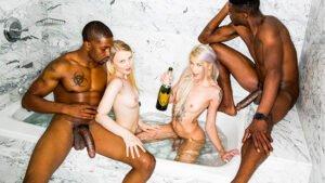 ElegantRaw – Kimber Delice And Sophia Laure – Cocks And Hookers, Perverzija.com
