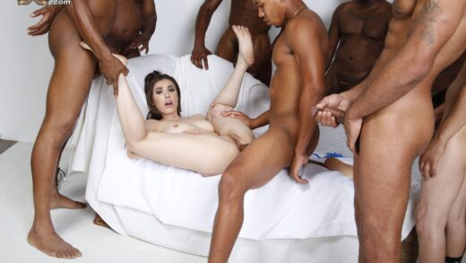 BlacksOnBlondes - Casey Calvert - Second Appearance