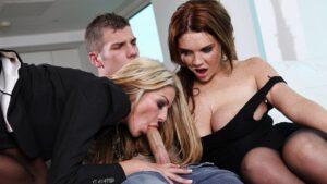 DorcelClub – Alyssia Kent – Hot Break At The Office, Perverzija.com