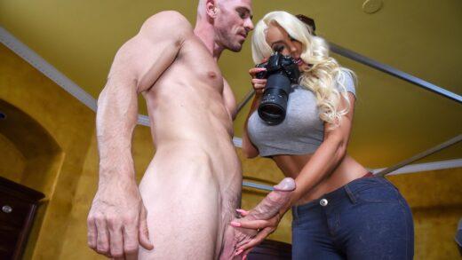 BrazzersExxtra - Nicolette Shea - Private Dick