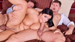 HandsOnHardcore – Brittany Bardot Gangbang Meeting For Office Slut, Perverzija.com