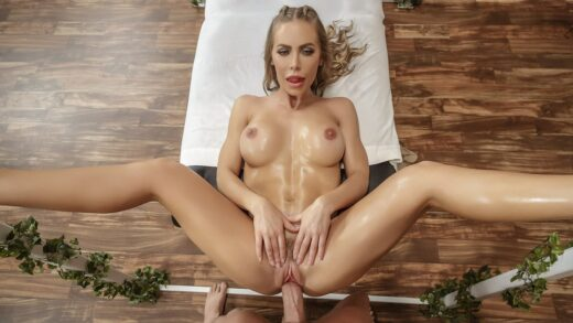 DirtyMasseur - Nicole Aniston - Getting Off On The Job