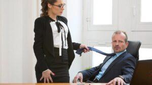 EvilAngel – Kris The Foxx – Rocco's Perverted Secretaries, Perverzija.com