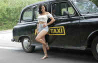 FemaleFakeTaxi – Billie Star Time To Party in Billies Taxi