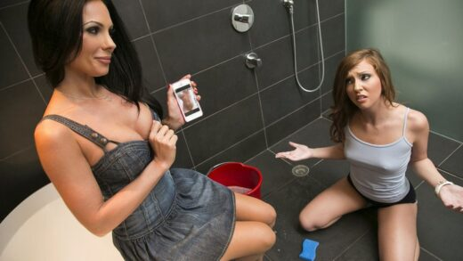 HotAndMean - Kirsten Price And Maddy Oreilly - I Dont Need A Babysitter