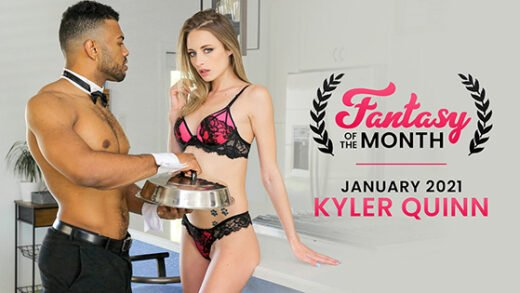 [NubileFilms] Kyler Quinn (January 2021 Fantasy Of The Month / 01.01.2021)