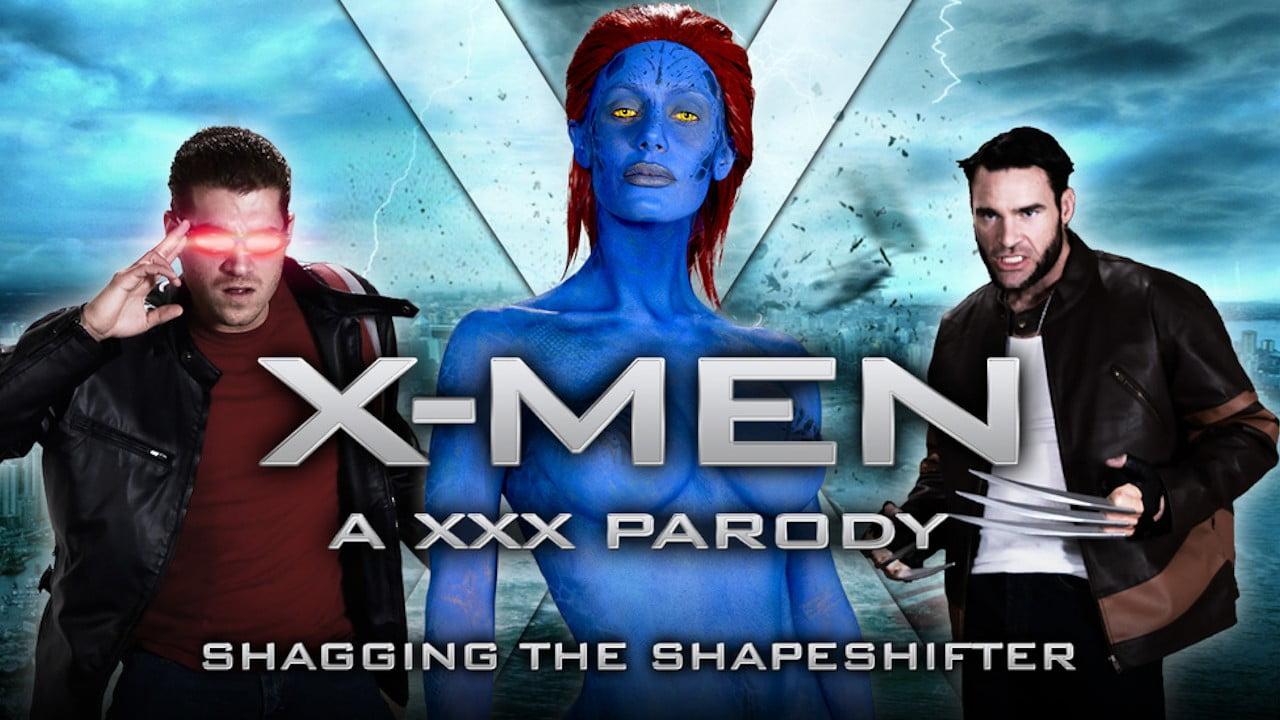 PornstarsLikeItBig – Nicole Aniston – XXX-Men: Shagging the Shapeshifter – XXX Parody, Perverzija.com